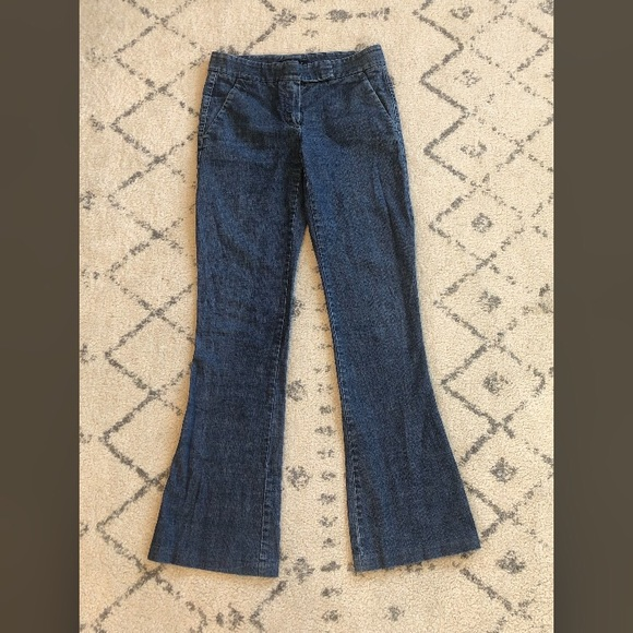 Theory Denim - Theory Bell Bottom Flare Jeans